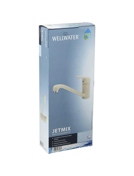 WELLWATER Spültischarmatur »JETMIX«