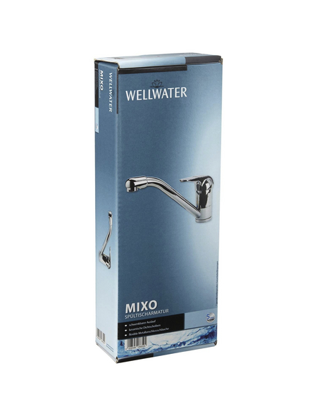 WELLWATER Spültischarmatur »MIXO«