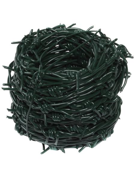 FLORAWORLD Stacheldraht, HxL: 0,28 x 2500 cm, grün