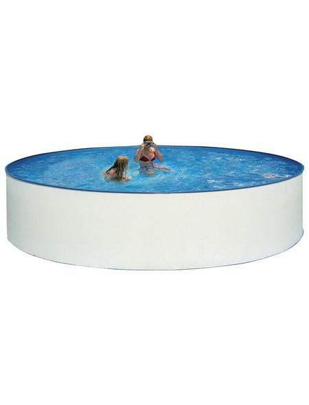 INTEX Stahlwand-Pool »Nuovo«, Ø x H: 450 cm x 120 cm