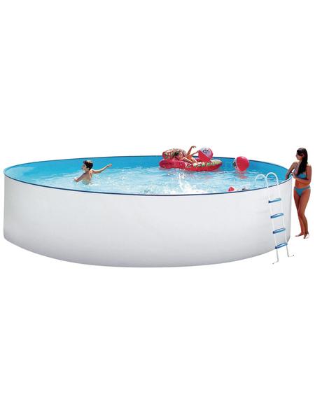 INTEX Stahlwand-Pool »Nuovo«, rund, Ø x H: 350 x 120 cm