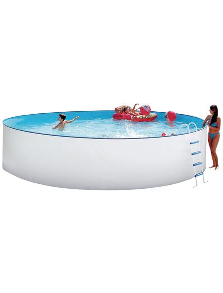 INTEX Stahlwand-Pool »Nuovo«, rund, Ø x H: 550 x 120 cm