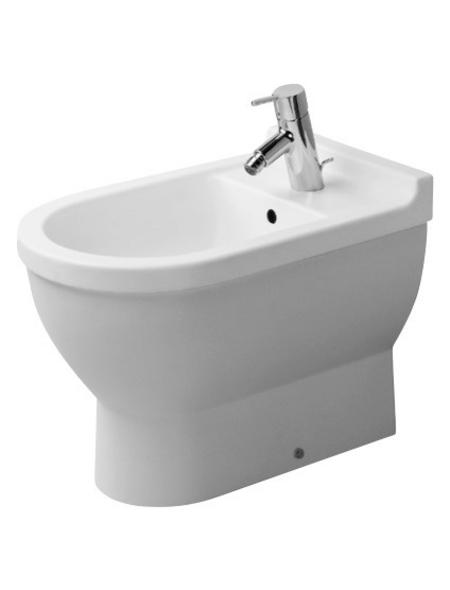 DURAVIT Stand-Bidet »Starck 3«, weiß, BxHxT: 36 x 39.5 x 56 cm