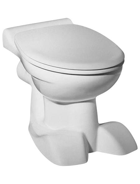 GEBERIT Stand WC »Bambini«, Tiefspüler, weiß, mit Spülrand