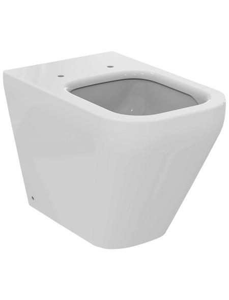 ideal standard stand wc befestigung tiefsp ler wei