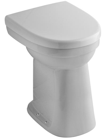 Stand WC »MEDICA«, Flachspüler, weiß