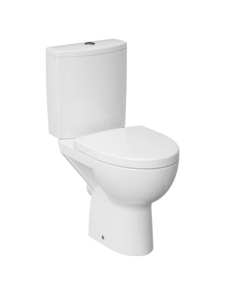CORNAT Stand WC »MONTEGO«, Weiß