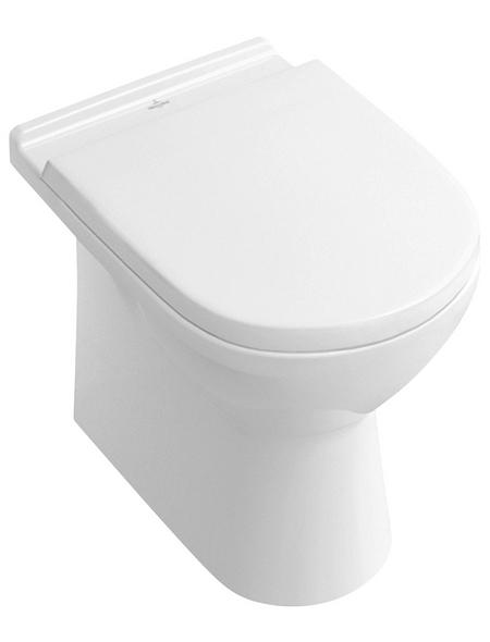 VILLEROY & BOCH Stand WC »O.Novo«, alpinweiß