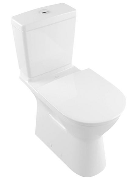 VILLEROY & BOCH Stand WC »O.Novo Vita«, alpinweiß
