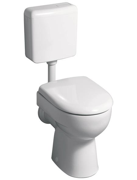 GEBERIT Stand WC »Renova«, Tiefspüler, pergamon