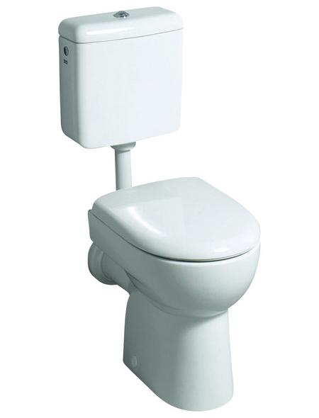 GEBERIT Stand WC »Renova«, weiß