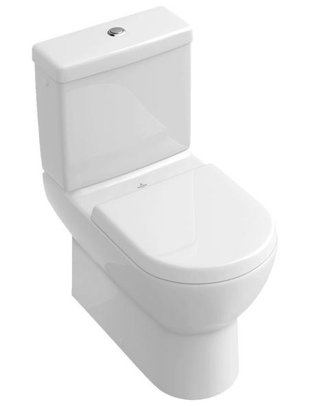 VILLEROY & BOCH Stand WC »Subway«, pergamon, mit Spülrand
