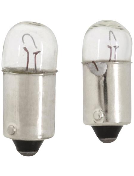 GO/ON! Standlichtlampe, T4W, BA9s, 4 W, 2 Stück