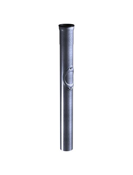 SAREI Standrohr, universal, Nennweite: 100 mm, verzinkter Stahl