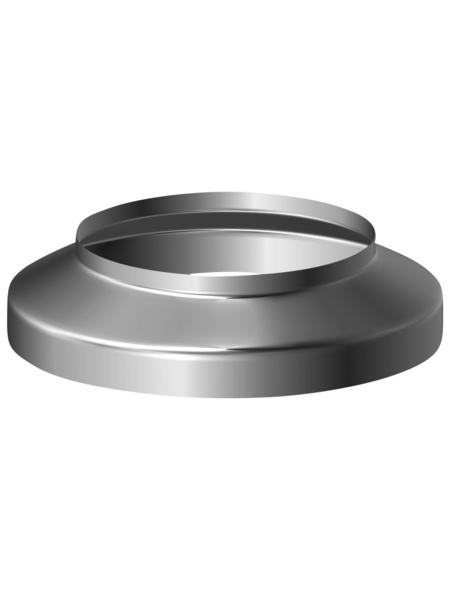 SAREI Standrohrkappe, universal, Aluminium