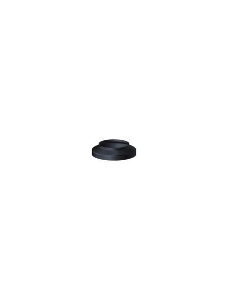 SAREI Standrohrkappe, universal, Nennweite: 80 mm, Aluminium