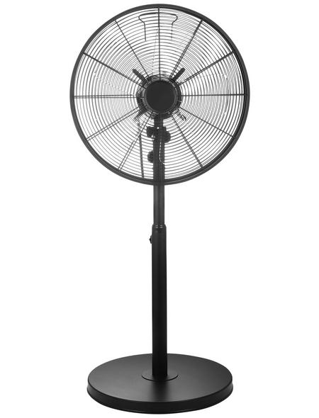 CASAYA Standventilator, 50 W, 3 Leistungsstufen, Ø: 40 cm