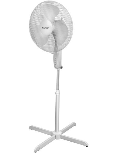 EUROM Standventilator »Blanc«, 45 W, 3 Leistungsstufen, Ø: 40 cm