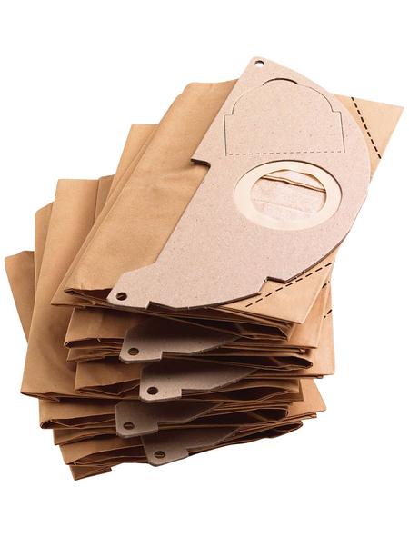 KÄRCHER Staubbeutel, aus Papier, 5 Stück, für Nass- und Trockensauger