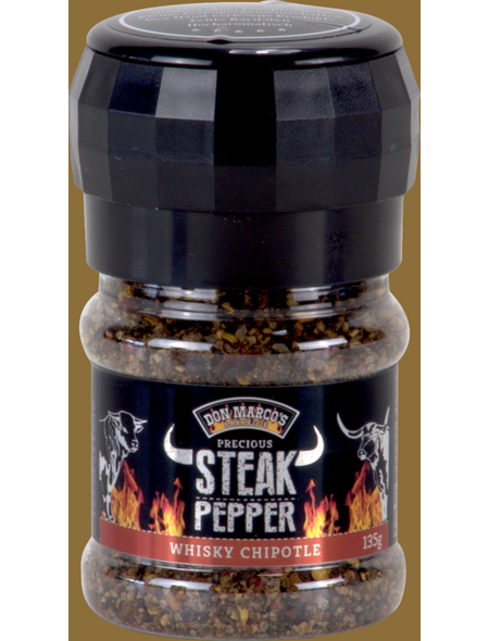 Don Marco´s Barbecue Steakpfeffer, Whisky Chipotle, 135 g