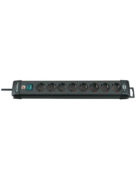 Brennenstuhl® Steckdosenleiste »Premium-Line«, 8-fach, 3 m