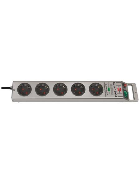 BRENNSTUHL Steckdosenleiste »Steckdosenleiste m.Schalter Super-Solid«