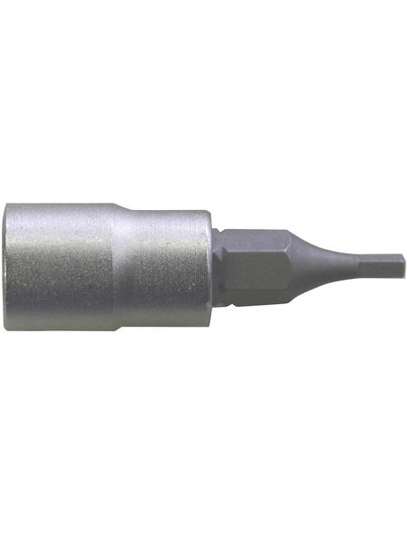 CONNEX Steckschlüssel-Schraubeinsatz Schlüsselgröße: 2,5 mm