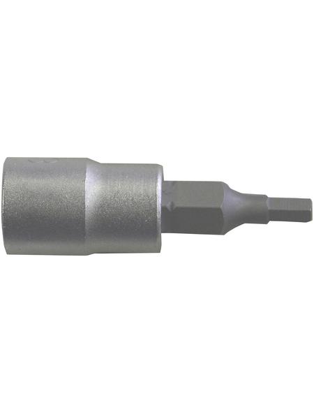 CONNEX Steckschlüssel-Schraubeinsatz Schlüsselgröße: 3 mm