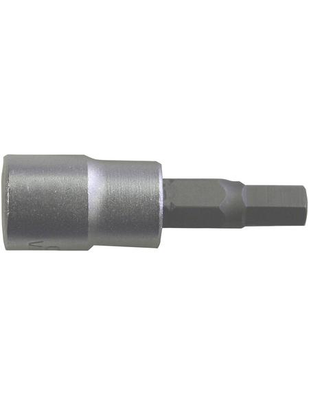 CONNEX Steckschlüssel-Schraubeinsatz Schlüsselgröße: 4 mm