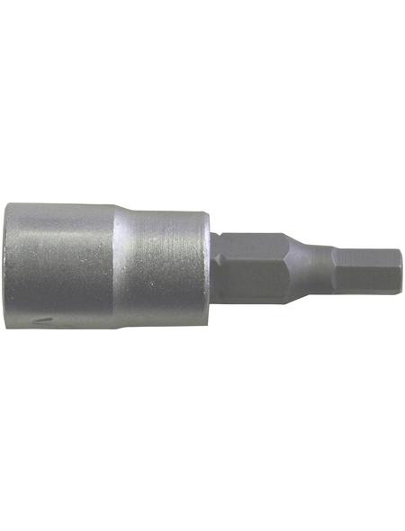 CONNEX Steckschlüssel-Schraubeinsatz Schlüsselgröße: 5 mm
