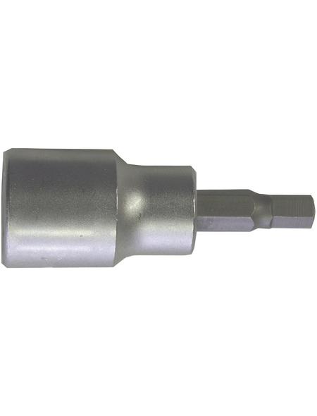 CONNEX Steckschlüssel-Schraubeinsatz Schlüsselgröße: 6 mm