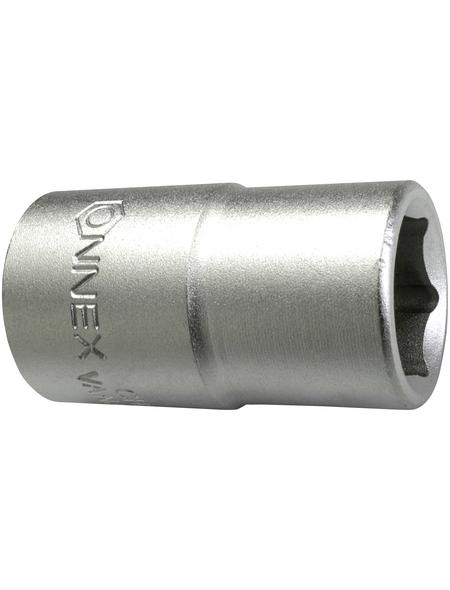 CONNEX Steckschlüsseleinsatz Schlüsselgröße: 12 mm