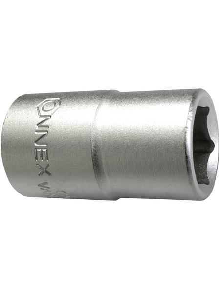 CONNEX Steckschlüsseleinsatz Schlüsselgröße: 15 mm