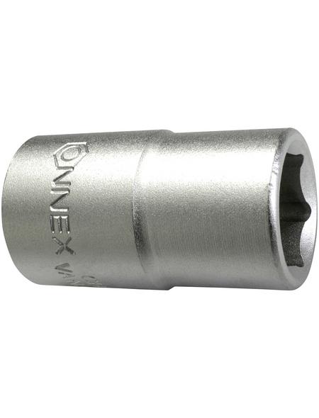 CONNEX Steckschlüsseleinsatz Schlüsselgröße: 22 mm