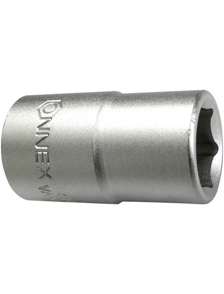 CONNEX Steckschlüsseleinsatz Schlüsselgröße: 24 mm