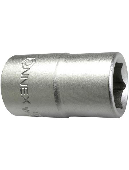 CONNEX Steckschlüsseleinsatz, Schlüsselgröße: 24 mm