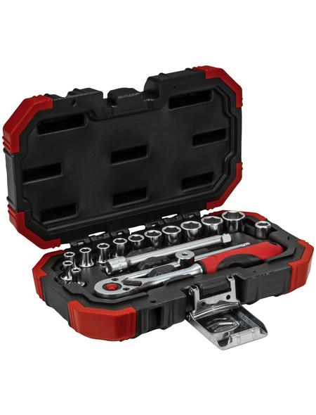 GEDORE Steckschlüsselsatz, 16-tlg. Set, 4 - 13 mm