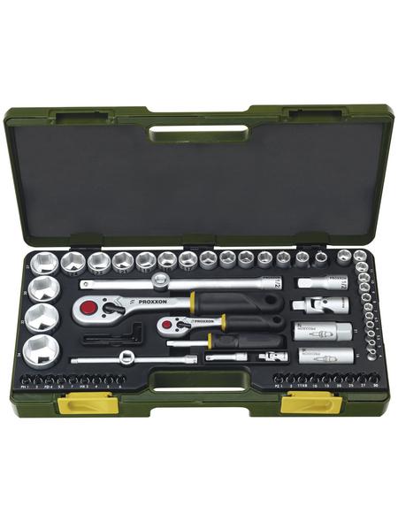PROXXON Steckschlüsselsatz »Industrial« 65-teilig