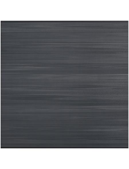 MR. GARDENER Steckzaunbohlen »Turino«, WPC, 6 Stück, HxL: 90 x 179 cm