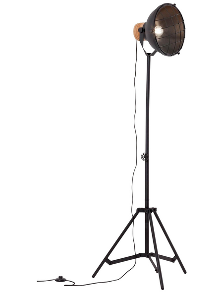 BRILLIANT Stehlampe mit 60 W, H: 166,5 cm, E27 ohne Leuchtmittel