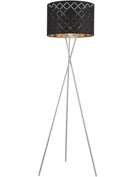 GLOBO LIGHTING Stehleuchte »CLARKE«, H: 160 cm, E27 , ohne Leuchtmittel in