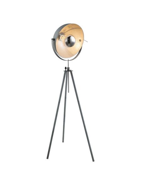 GLOBO LIGHTING Stehleuchte »MIRAM« rostfarben mit 60 W, H: 179 cm, E27 ohne Leuchtmittel
