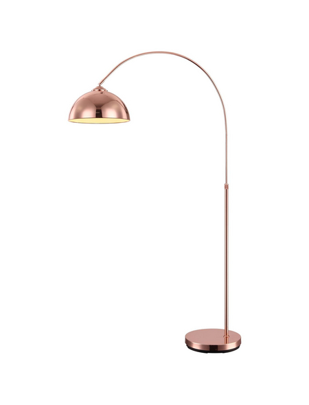 GLOBO LIGHTING Stehleuchte »NEWCASTLE«, H: 196 cm, E27 , ohne Leuchtmittel in