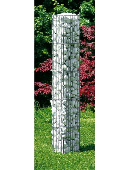 BELLISSA Steinsäule, BxHxL: 20 x 125 x 20 cm, Stahl