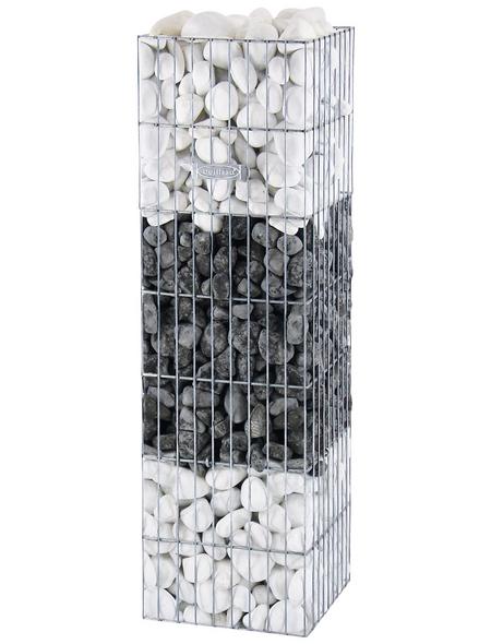 BELLISSA Steinsäule »Pronto«, BxHxL: 30 x 105 x 30 cm, Stahl