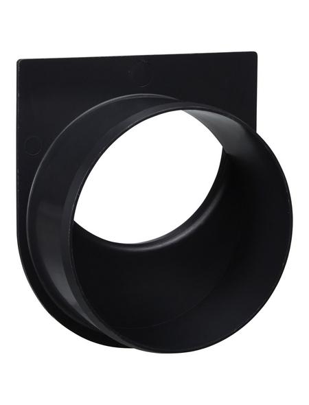 ACO Stirnwand, BxHxL: 11,7 x 13,2 x 5,2 cm, Kunststoff