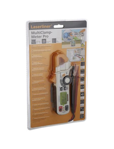 laserliner® Strom- und Spannungsmesszange