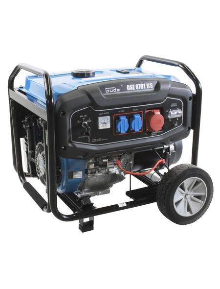 GÜDE Stromerzeuger »GSE 8701 RS«, 3,2 kW, Benzin, Tankvolumen: 25 l