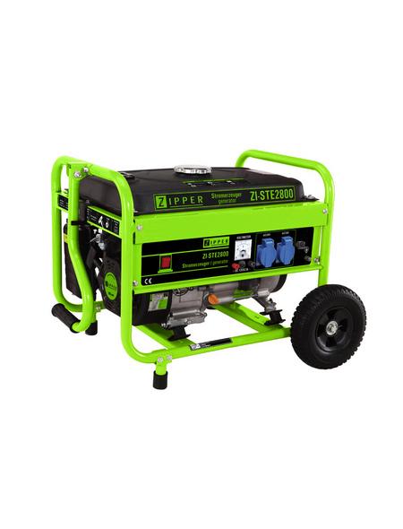 ZIPPER Stromerzeuger »ZI-STE2800«, 2,5 kW, Benzin, Tankvolumen: 15 l
