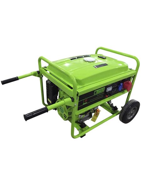 ZIPPER Stromerzeuger »ZI-STE5500«, 11 kW, Benzin, Tankvolumen: 25 l
